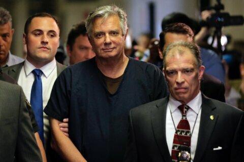 Ex-Trump aide Paul Manafort hospitalized during prison term