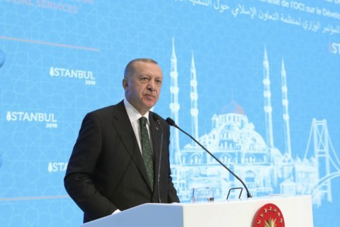 Erdogan says Turkey could send troops to Libya if requested
