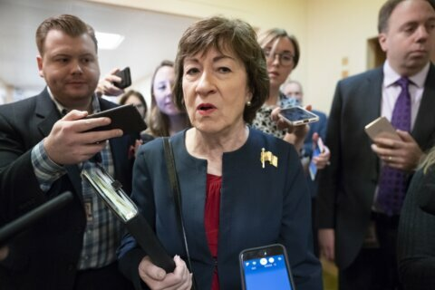 GOP Sen. Collins of Maine launches reelection bid for 2020