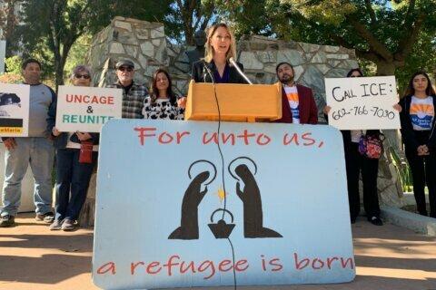 Officials call for asylum-seeker release, reunion with niece