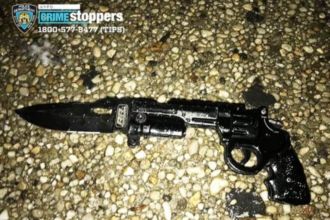 NYPD officers shoot, wound man wielding 'imitation firearm'