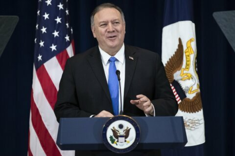 US denounces Iran rights abuses, imposes sanctions on judges