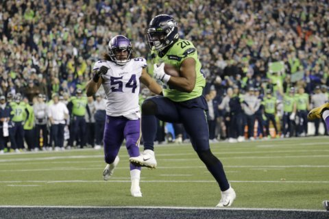 Loss of Penny creates chance for Seattle's C.J. Prosise