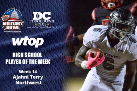 Ajahni Terry carries Northwest to state title game, earns Player of the Week