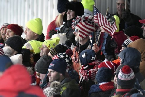 Germans win 6 medals, USA 5 at Lake Placid luge World Cup