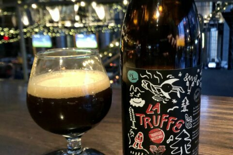 Beer of the Week: Wolves & People La Truffe Stout