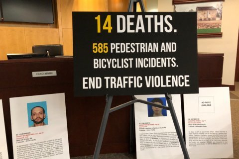 Montgomery Co. leaders, residents talk road safety, pedestrian and bicyclist deaths at town hall