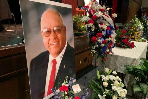 A 'Titan' remembered: Alexandria attends Herman Boone's memorial
