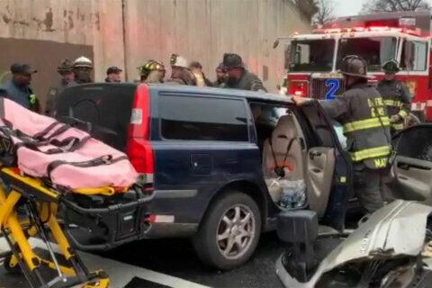Police ID woman killed in Northwest DC crash