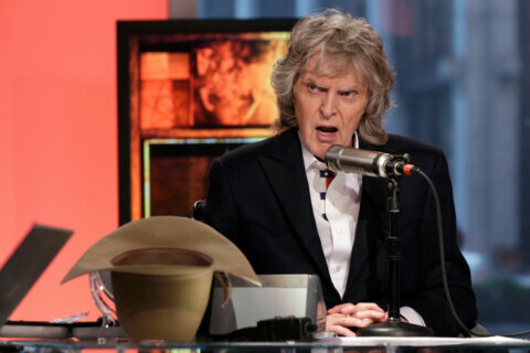 Reports: Controversial veteran radio host Don Imus has died
