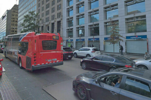 Traffic bottleneck near Farragut Square expected to last for at least several weeks