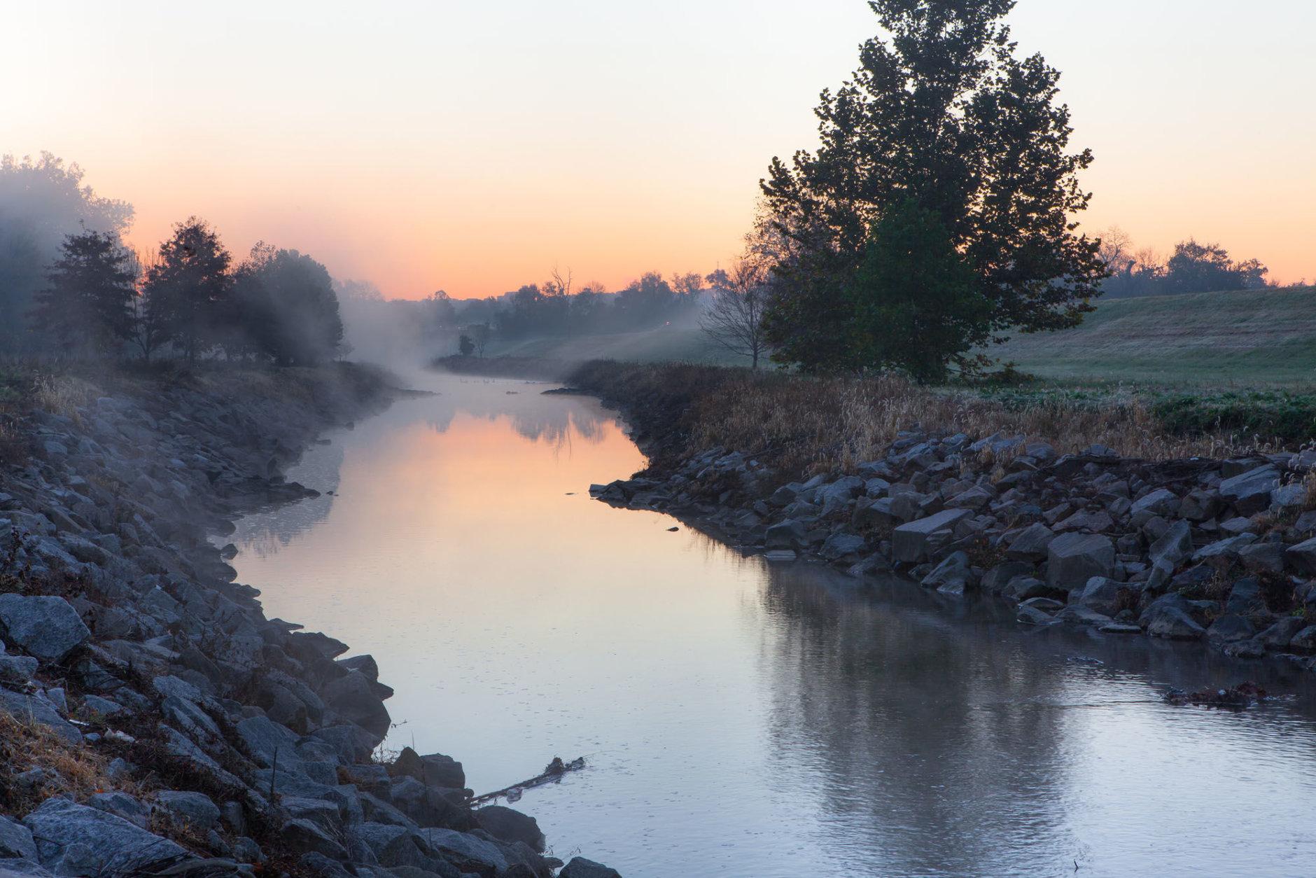 anacostia river