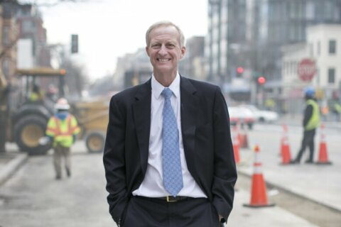 Jack Evans files to run again for DC Council