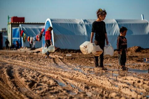 Children suffering as number of countries in conflict is highest in 30 years, UNICEF says
