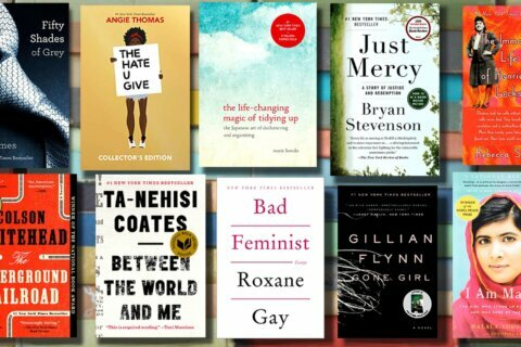 Here are 10 of the decade's most influential books