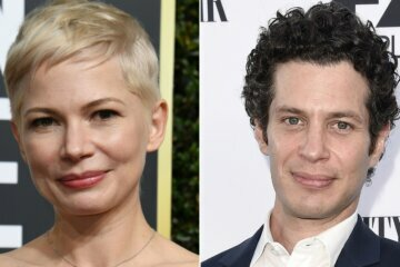 Michelle Williams and 'Hamilton' director Thomas Kail are engaged and expecting