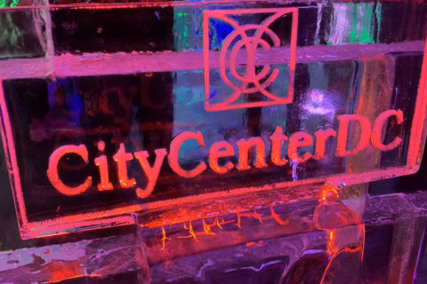 CityCenterDC gets iced out — free holiday ice maze ends Sunday night