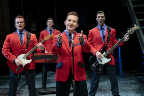 Q&A: Oh, what a night to see 'Jersey Boys' at National Theatre
