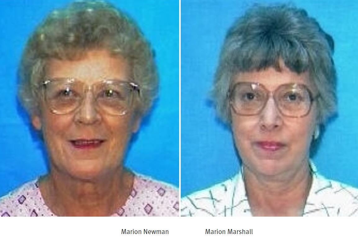 Marion Newman, Marion Marshall