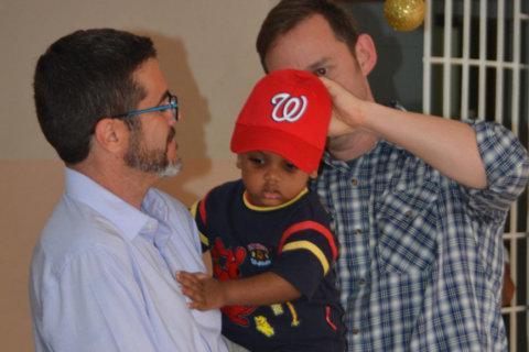 Loudoun Co. family raises money for children with HIV in Dominican Republic