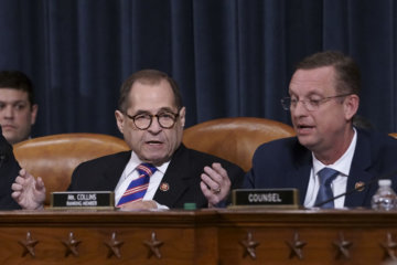 VIDEO: House Judiciary Committee impeachment hearing