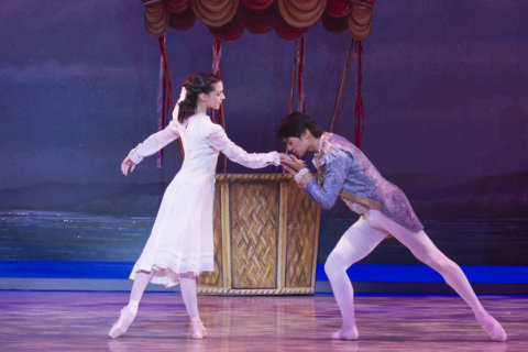 Q&A: Washington Ballet's 'Nutcracker' brings international talent to Warner Theatre