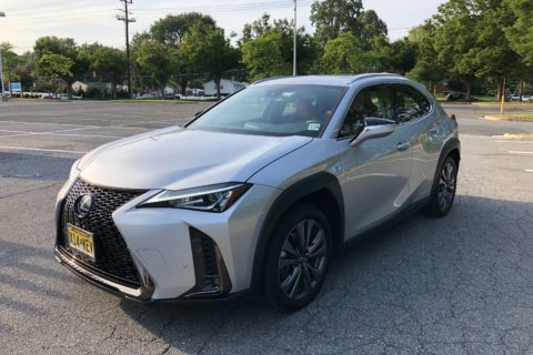 Car Review: New Lexus UX 250h F Sport is small in size and big on luxury