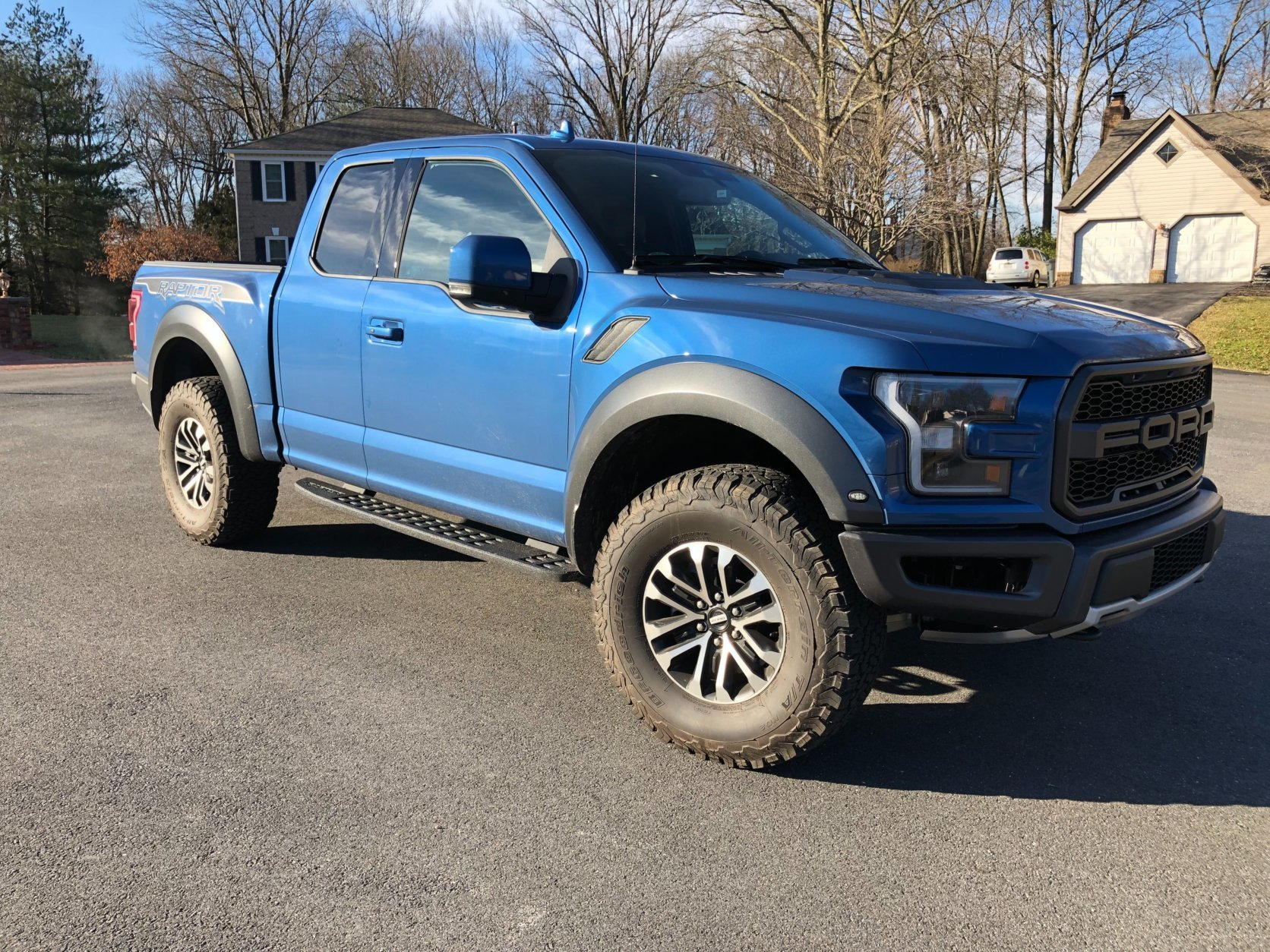 Car Review Bold Ford F 150 Raptor Is Ready To Go Just About