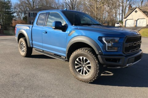Car Review: Bold Ford F-150 Raptor is ready to go just about anywhere