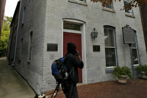 Alexandria to buy Freedom House Museum