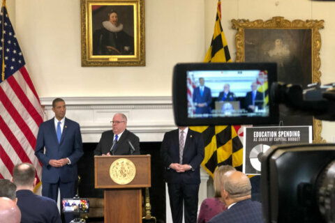 Maryland Gov. Hogan offers preview of $47.9B state budget plan