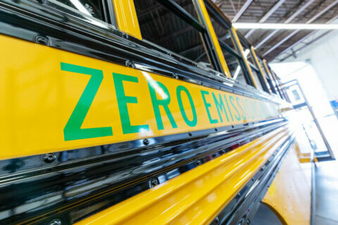 DC-area school districts will soon have electric school buses