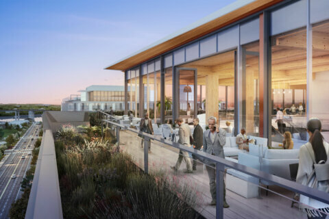 A DC first: Capitol Riverfront building to get a timber top