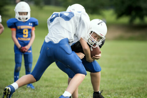 How risky is youth football? Va. Tech study has mixed findings