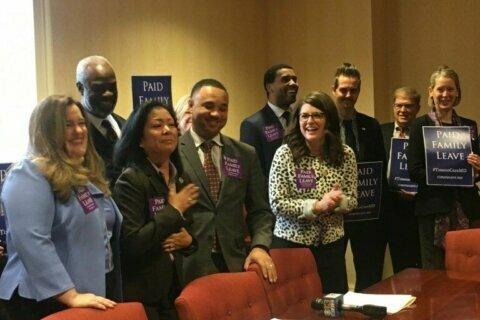 Md. lawmakers unveil plan to reintroduce paid family leave legislation