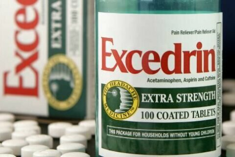 2 Excedrin products are temporarily discontinued, company says