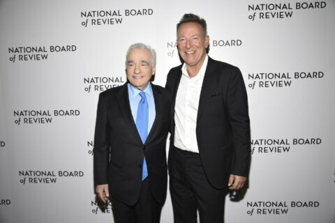 Pitt, Sandler and 'The Irishman' celebrated at NBR Awards