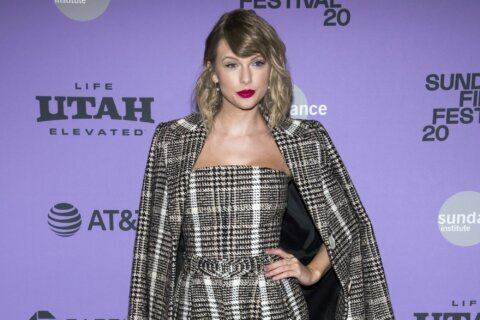 Taylor Swift shakes Sundance with revealing documentary