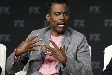 Chris Rock grateful to join FX's 'Fargo' series