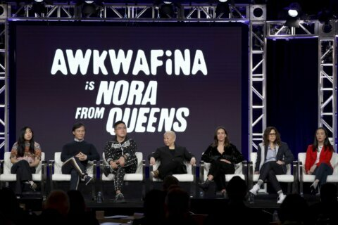 Awkwafina gets 2nd season of new cable network comedy series
