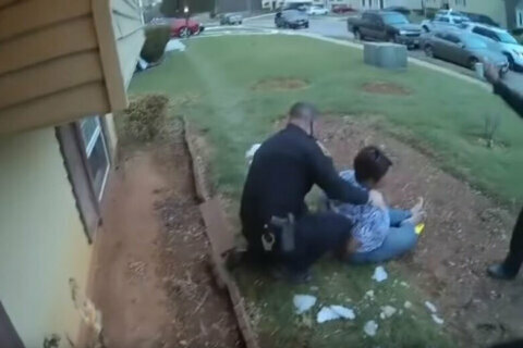 Police release body-cam video of 76-year-old woman's arrest