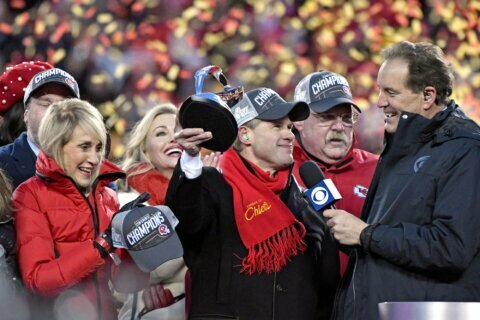 Hunt family finally gets to see Chiefs back in Super Bowl