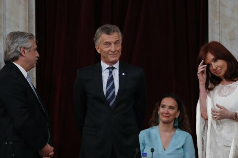Former Argentina president Macri to head FIFA education work