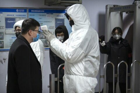 France ponders repatriating citizens from Wuhan amid virus