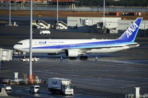 Japanese evacuation flight brings back workers from Wuhan