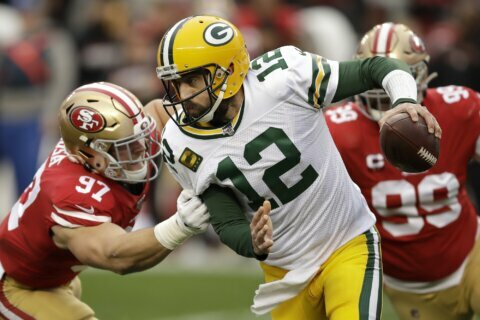 Rodgers again falls short of another Super Bowl appearance