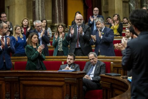 Catalan regional chief faces loss of parliamentary seat