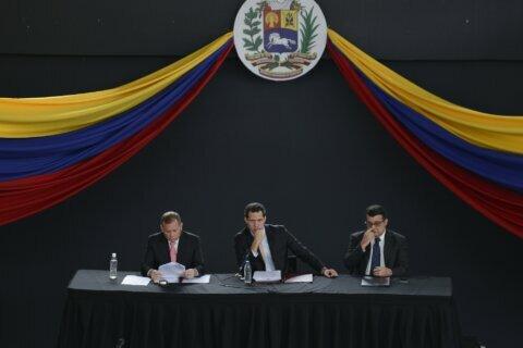 Venezuelan theater becomes Plan B in lawmakers' turf battle