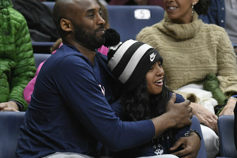 Kobe Bryant and daughter among those killed in chopper crash