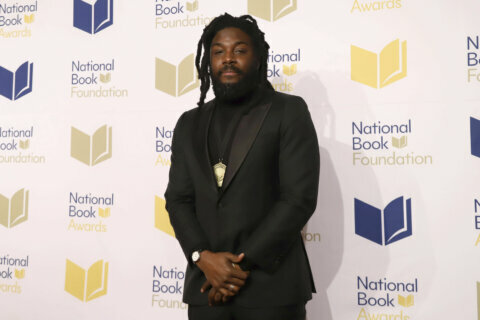 Jason Reynolds named 'Young People's Literature' ambassador